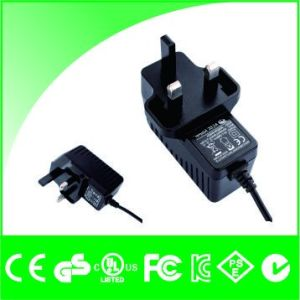 12V 1A UK EU Us Au Plug Wall Mount LED Power Supply