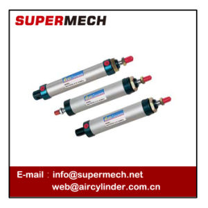 Mal Aluminum Alloy Mini Pneumatic Cylinder Airtac Type pictures & photos
