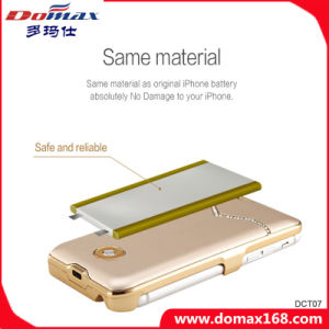 Mobile Phone Lithium Battery Diamond Aluminum Case Power Bank Slim for iPhone 6 pictures & photos