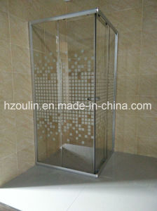 Square Shower Enclosure Without Tray pictures & photos