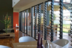 Residential Grade Clear Tempered Glass Louver Window Offers Best Price pictures & photos
