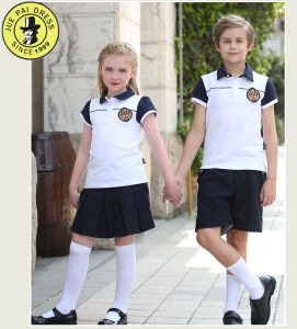 2017fabric for School Uniform pictures & photos