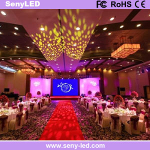 Outdoor/Indoor Display Screen Rental LED Video Wall for Advertising (P3.91, P4.81, P5.95, P6.25) pictures & photos