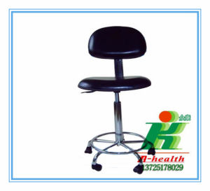 Anti-Static Lab PU Leather Cleanroom ESD Work Chair for Clean Room pictures & photos