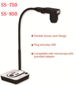 2m Pixel Gooseneck Document Camera Minin Visual Presenter (SS9530B) pictures & photos