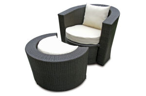 Outdoor Rattan Furniture Leisure Sofa Set-17 pictures & photos