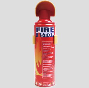 Automotive Fire Extinguisher >> Portable Fire Extinguisher Suppressant Spray Stop Fires Fast For Car