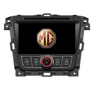 Wince 6.0 Quad Core 2 DIN Car Navigation System with Bt iPod 3G Vmcd FM Am for Mg Gt