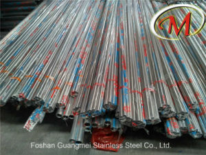 Round and Square Stainless Steel Tube / Pipe pictures & photos