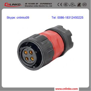 IP67 Heavy Duty Industrial Connector Electrical Connector Water Proof 4pole pictures & photos