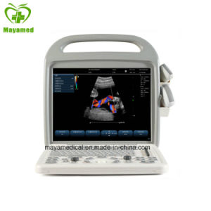 My-A033 Medical Equipment Portable Color Doppler Ultrasound Scanner Ultrasound Machine pictures & photos