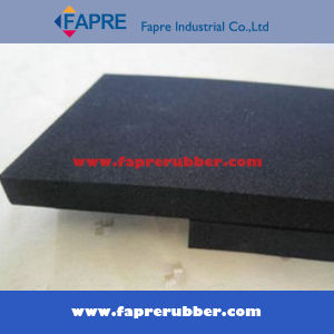15mm-50mm Thickness Fabric Insertion Rubber Block