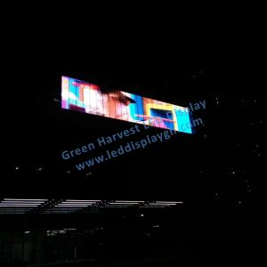 IP68 Outdoor building surface strip mesh curtain LED display pictures & photos
