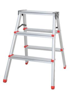 High Quality Aluminium Work Platform Ladder with En131 (DO-N03)