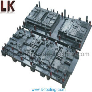 China Manufacturer Professional in Plastic Injection Mould Making