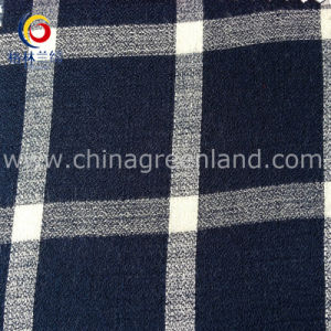 Cotton Viscose Habijabi Checks Yarn-Dyed Fabric for T-Shirt Garment (GLLML172) pictures & photos