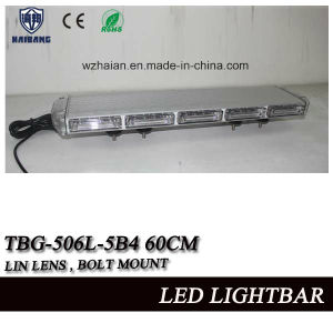 24 Inch Linear Lens Slim Mini Strobe Lightbar for Emergency Vehicles with Bolt Mount pictures & photos