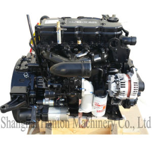 Cummins Isde4.5 Isbe4.5 Electronic Control Engine for Truck Bus Automobile pictures & photos