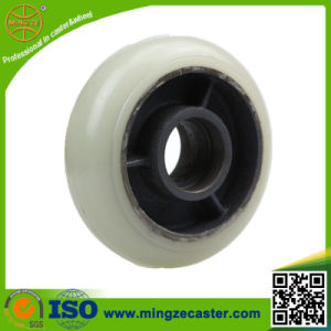 Industrial Elastic PU Caster Wheel pictures & photos