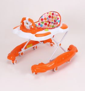 Factory Supply Baby Walker 2 in 1 Environmental Protection Material pictures & photos