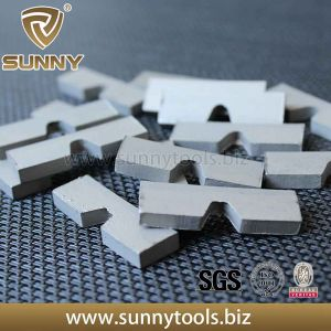 U Shape Diamond Cutting Segment for Stone/Smooth Cutting pictures & photos