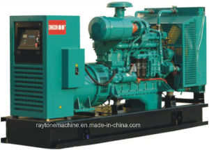 Famous China Brand Weichai 125kVA Diesel Open Frame Generator pictures & photos