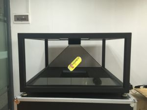3D Hologram Advertising Showcase / Holo Box / Holographic Display pictures & photos