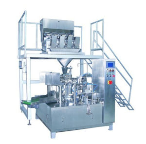 Automatical Rotary Granule Packing Machine pictures & photos