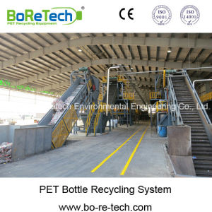 Pet Bottle Recycling Line (TL3000) /Pet Washing Line pictures & photos