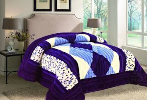 Classic Luxury Patchwork Quilt Bedding Set