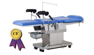 Electric Gynaecology Examination & Operating Table (ROT-204-1G) -Fanny pictures & photos
