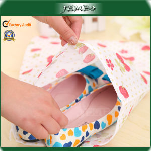 Cheap Reusable Promotion Non Woven Drawstring Shoe Bag pictures & photos