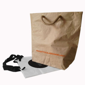 Gift Bag Carrier Paper Bag with PP Handle pictures & photos