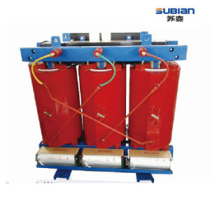 Sc (B) 10 35kv Class Epoxy Cast Resin Three Phase Dry Type off-Circuit-Tap-Changing Power Transformer