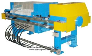 Leo Filter Press Automatic Sludge Filter Press pictures & photos