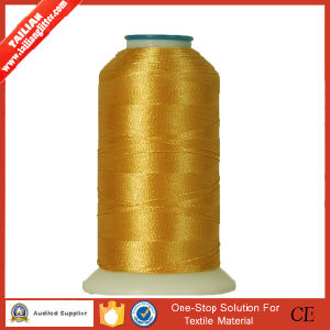 10% Rayon Reflective Embroidery Thread pictures & photos