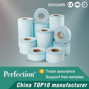 Cost Price Disposable Flat Medical Packaging Sterilization Pouch Roll pictures & photos