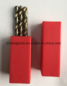 HSS Twist Drill with Plastic Tube Packing pictures & photos