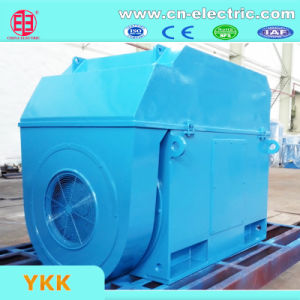 Ykk Series High Voltage Squirrel Cage Induction Motor pictures & photos