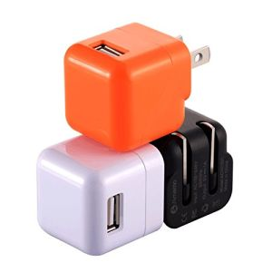 USB Wall Charger Power Adapter Foldable Plug for iPhone 6s