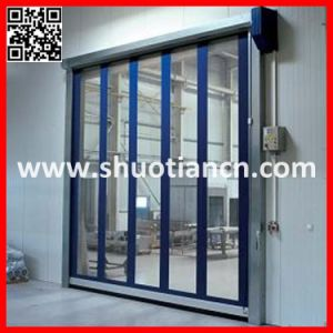 Fast Speed Fabric Roll up Door pictures & photos