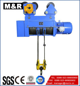 15 Ton Electric Wire Hoist Made in Jiangsu pictures & photos