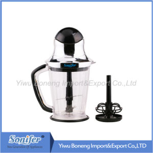 Electric Dry Meat Chopper, Food Blender, Mini Food Processor and Mincer Sf-210
