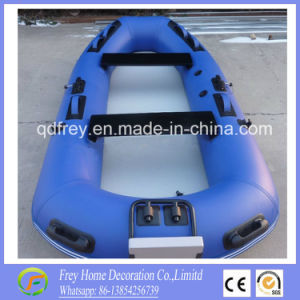 Ce PVC Inflatable Racing Boat for Summer Sport pictures & photos