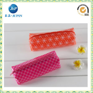 School Stationery Case Frozen Pen Pencil Bag for Children (JP-plastic045) pictures & photos
