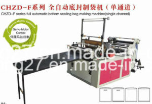 High Speed No-Stretching Bag Making Machine with SGS Approval pictures & photos