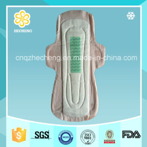 295mm Anion Sanitary Pads for Night Use pictures & photos