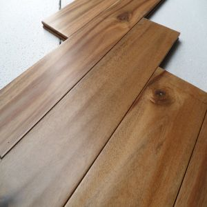 High Quality 18mm Thickness Asian Walnut Acacia Wood Flooring