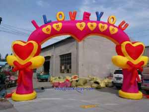 Commercial Inflatable Arch for Sale (B069)