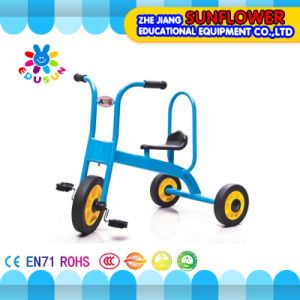 Child′s Foot-Operated Two-Wheeled Vehicle Three-Wheeled Vehicle (XYH-0129-1)